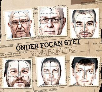 Önder Focan?ın 12. albüm kaydı olan 36 mm Biometric